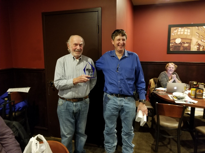 Adolph wins ICSS Award